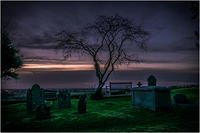 2nd Place - Graveyard - by Mark Seaman
