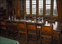 Bamburgh Dining Room